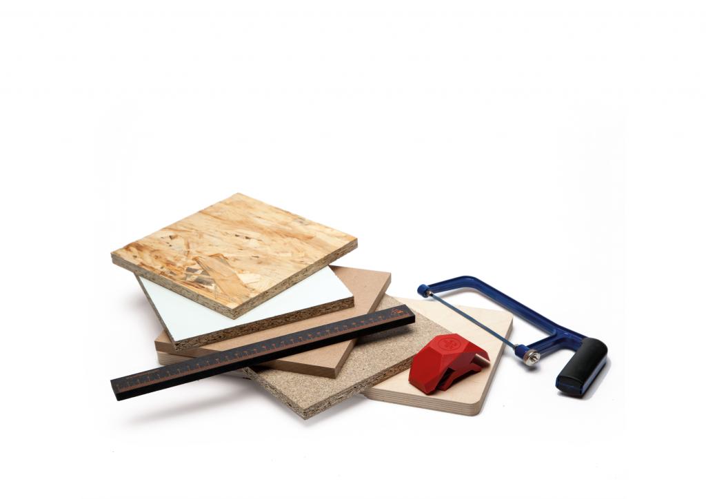 choix des materiaux connecteurs playwood OpenWood